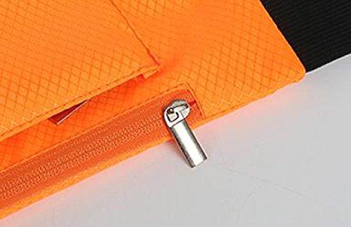 FZHLY Thin Multi-Funktions-Lauf Taschen Beiläufige Wasserdichte Taschen Pink