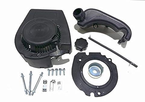 Mountfield RV150 SV150 réservoir à carburant authentique &Recoil Kit Partie No 118550509/0