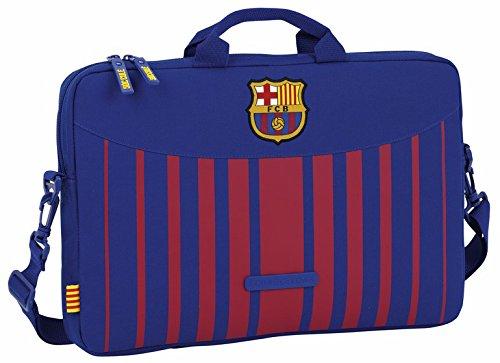 Safta Funda F.C. Barcelona 17/18 Oficial Para Portátil De Hasta 15'6″ 340x180x150mm