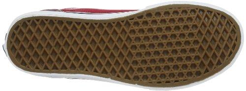 Vans FAULKNER Herren Sneakers Rot ((Jacquard) chil B3V)