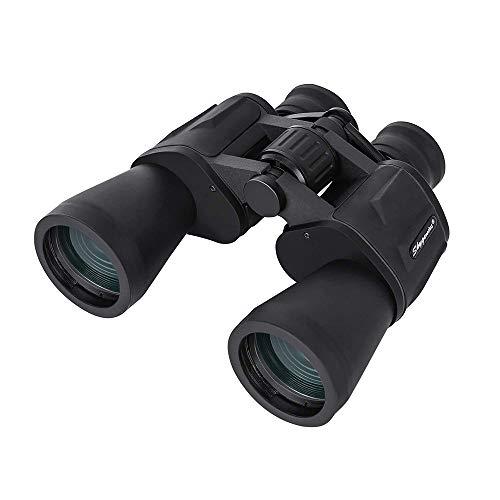 LQUYY 10x50 Ferngläser Big Eyepiece HD High Outdoor Travel Cheap