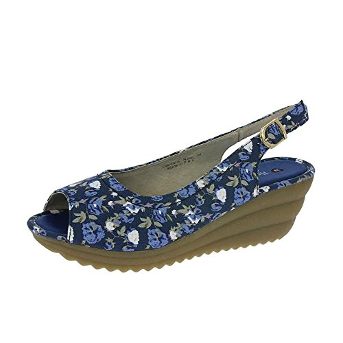 Marina Di Heavenly Feet Clematis Sandali Floreale Marina Floreale