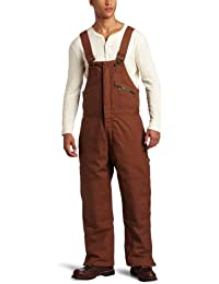 Key Apparel Men's Insulated Duck Bib Overall