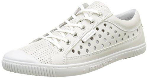 Pataugas Damen Bague/A Flach Weiß (Weiß)
