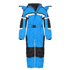 PM Kinder Outdoor Skianzug Snowboard Unisex Jungen Mädchen Funktionsanzug Hardshell Schneeanzug Winter LB1233