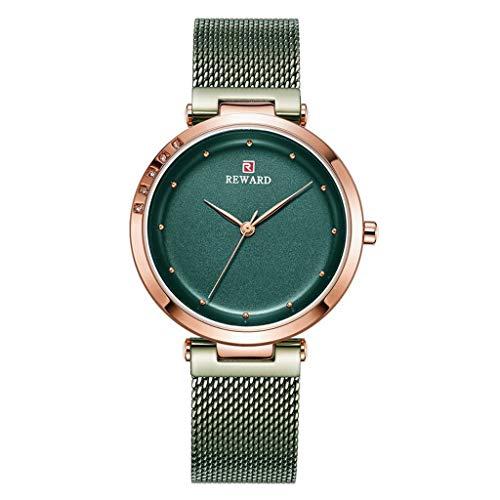 Europa Y De DiamantesA Prueba Cyhy MujerSimple Agua Mujeres Pequeñas Mujer Frescas Reloj Américacolor Para Con D9EYeWH2bI