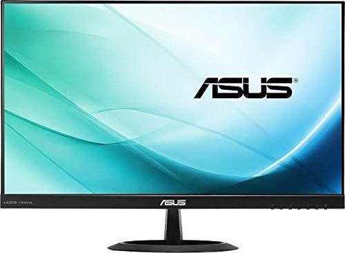 Asus Widescreen Backlight Monitor Black - Asus 24 Inch Widescreen IPS LED Backlight Monitor Black - VX24AH