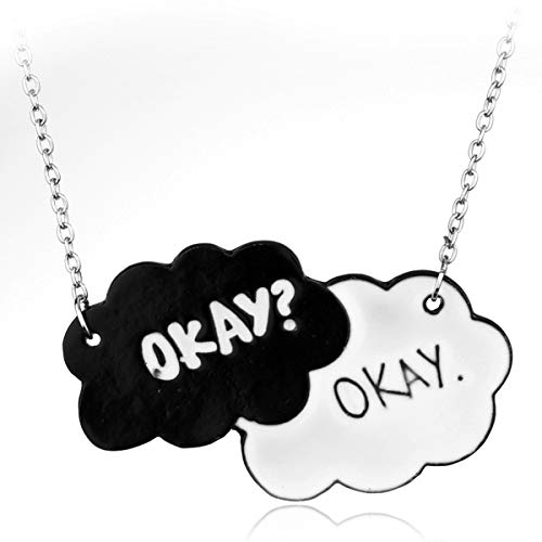 weifarbig Okay The Fault in Our Stars mit Schmuckbox, The Fault in Our Stars für Jungen (weiß) ()
