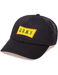 Grimey Gorra Midnight Trucker Curved Visor SS19 Black