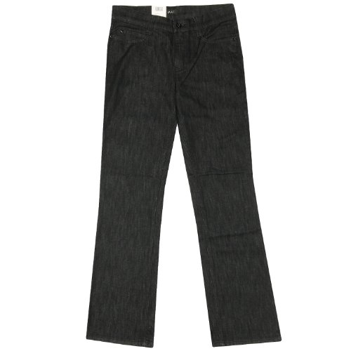 MAC, Jeans, Angela Lafayette,Stretch Denim,stay black [12166] Stay