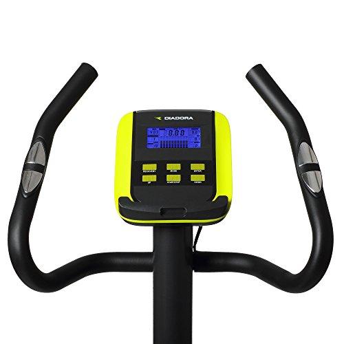 Zoom IMG-2 diadora nowa bicicletta elettromagnetica grigio