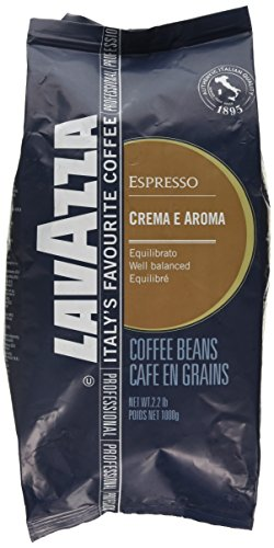 A photograph of Lavazza Espresso