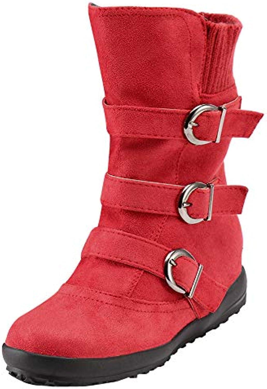 Alikeey Hiver Talons Securite De Femmes Bottes Femme Chaussures rvZqr