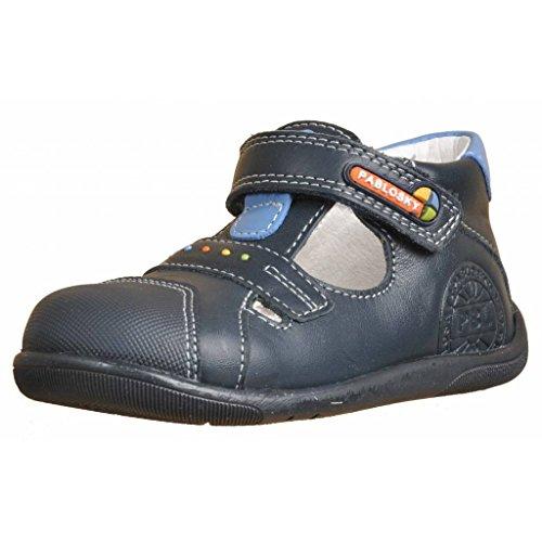 Sandalen/Sandaletten Jungen, farbe Blau , marke PABLOSKY, modell Sandalen/Sandaletten Jungen PABLOSKY DALHART SORBET Blau Blau