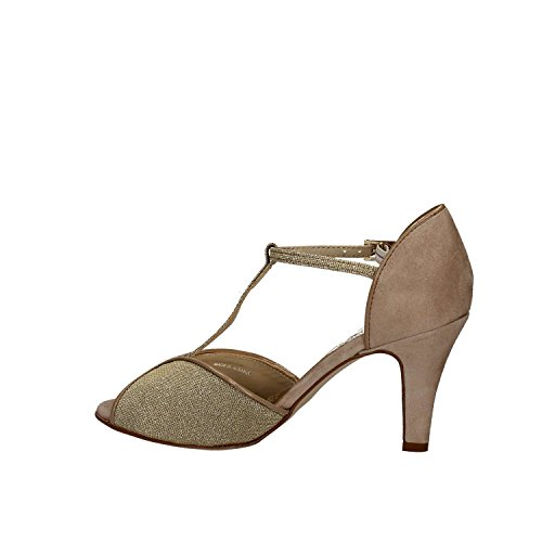 KEYS 5153 Sandalo tacco Donna Grigio