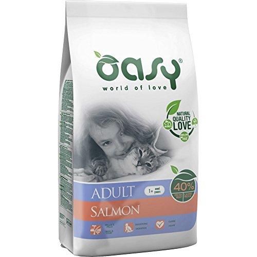 OASY Lachs Katzentrockenfutter Katze Dry Premium-
