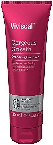 Viviscal Gorgeous Growth Densifying Shampoo, 250ml