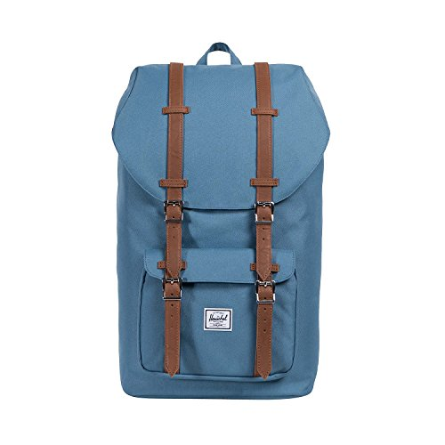 Herschel Little America Backpack Aegean Blue / Tan