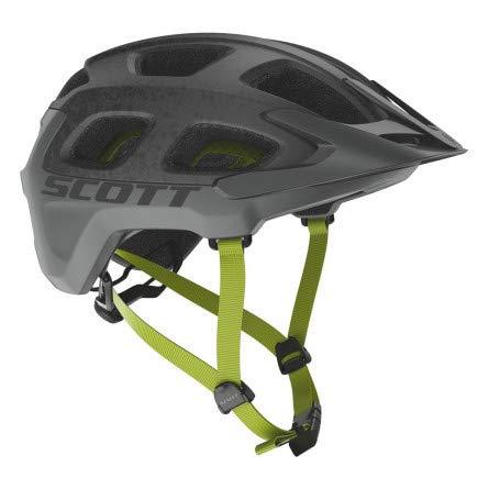 SCOTT Helm Vivo Gry/sulp YLW M Unisex Erwachsene