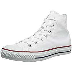 Converse Chuck Taylor All Star Hi, Zapatillas Unisex Adulto