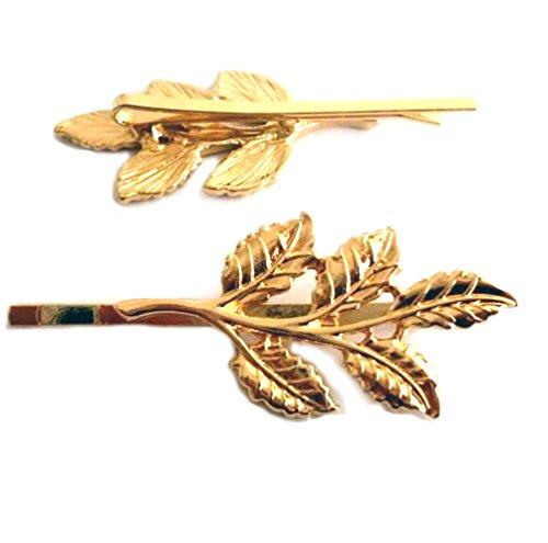 vintage-haarklammer-haarspange-haarschmuck-mit-blatt-leaf-blumen-flower-in-gold-optik-von-desidor