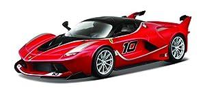 Bburago - Coche de juguete Ferrari Racing FXX K, escala 1/24, color rojo (18-26301) , Modelos/colores Surtidos, 1 Unidad
