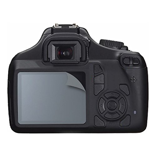 Discovered EasyCover LCD Screen Protector for Nikon D500 Pack 2 [JU1628] Nikon Screen Protector