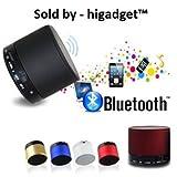 #5: Higadget Mini Bluetooth Wireless Speaker For Ios/ Android/ Ipad Air2 Mini2 Mini3/ Ipad 4Th Gen/ Ipod, Multi Color