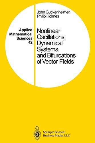 Nonlinear Oscillations, Dynamical Systems, and Bifurcations of Vector Fields (Applied Mathematical Sciences) Softcover reprint of edition by Guckenheimer, John, Holmes, Philip (2013) Paperback