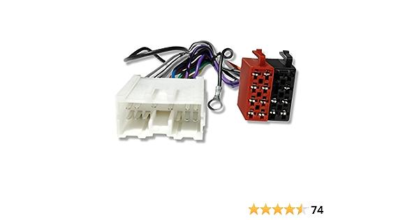 Kfz Radio Adapter Für Mitsubishi Iso Elektronik