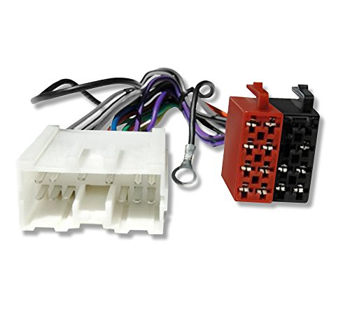 KFZ Radio Adapter für Mitsubishi (altes Modell) ISO -