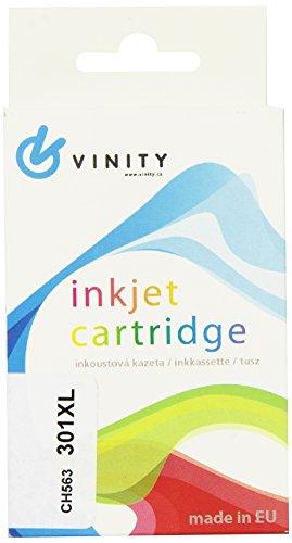 Vinity 5133025038 Kompatible Tintenpatrone für HP Deskjet 1050, 2050 Entschädigung für CH563EE, 11 ml, schwarz