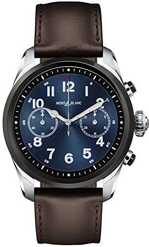 Orologio Argento Summit 2smartwatch 119439bicolore Acciaio E Pelle...