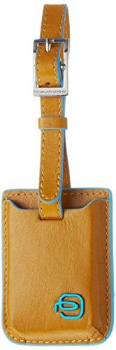 Piquadro Etiqueta para dirección, amarillo (Amarillo) - AC3955B2/G Piquadro