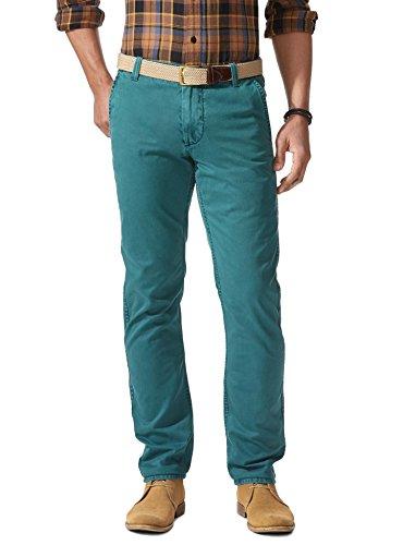 Pantalone Dockers Alpha Verde 3134 Verde