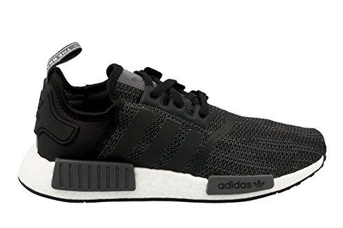adidas Originals Sneaker NMD_R1 B79758 Schwarz, Schuhgröße:44 (Originals Adidas Schuhe)