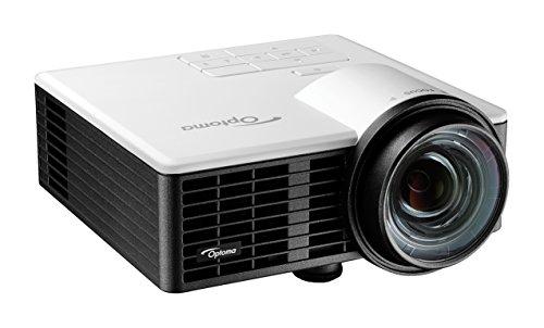Preisvergleich Produktbild Optoma ML750ST LED Kurzdistanz Projektor (WXGA,  800 LED Lumen,  20.000:1 Kontrast)