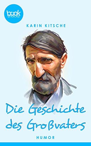 Buchseite und Rezensionen zu 'Die Geschichte des Großvaters' von Karin Kitsche