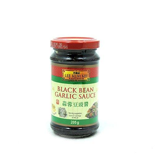 Lee Kum Kee - Black Bean Garlic Sauce - 205g