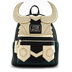 Loungefly Marvel by Backpack Loki Cosplay Borse