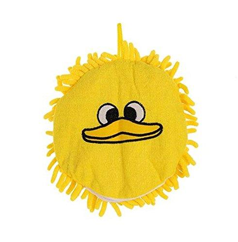 dish-serviettes-gant-chiffon-de-nettoyage-en-tissu-tampon-a-recurer-canard