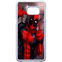 Samsung Galaxy Note 5 Edge Phone Covers White Movie Deadpool Cell Phone Case 20T127138