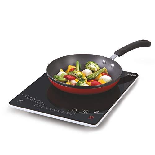 Glen GL3079 2000-Watt Ultra Slim Induction Cooker (Black)