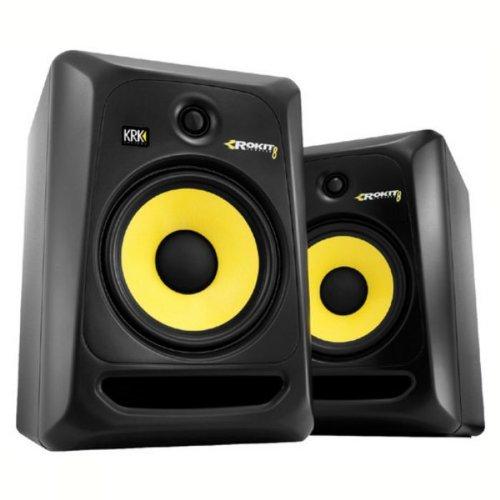KRK ROKIT RP8G3-monitores de estudio-par