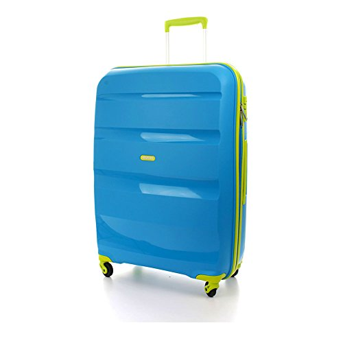American Tourister Trolley BON AIR Spinner L Blue/Lime art. 59424 5463