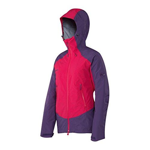 Mammut ridge veste pour femme - raspberry/empress