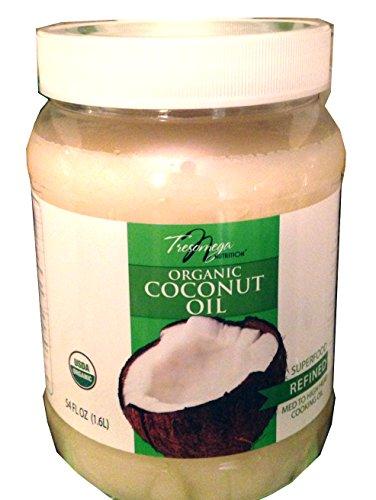 tresomega-nutrition-organic-refined-coconut-oil-54-oz