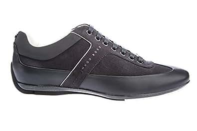 BOSS Merceso X Mercedes Benz Collection Herren Sneaker Blau