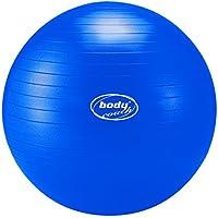 Preisvergleich für Body Coach Gymnastikball 65 cm - blau