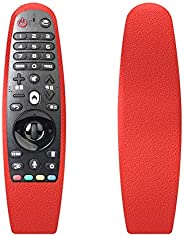 Sikai for LG Magic Remote Cover AN-MR600 Red